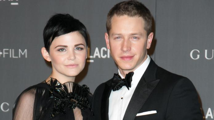 Mommy tweets: Ginnifer Goodwin's preppy baby
