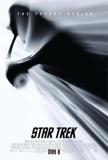 Star Trek arrives May 8