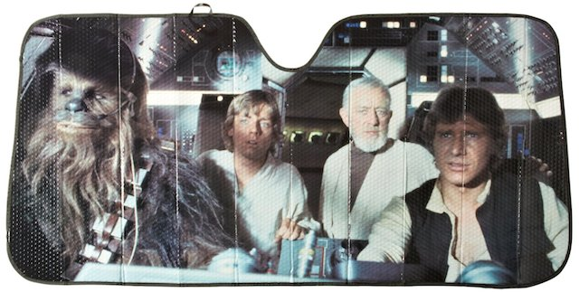star wars sun reflector