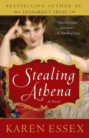 Stealing Athena cover