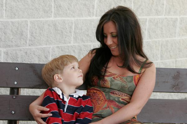 Stepmom with new stepson