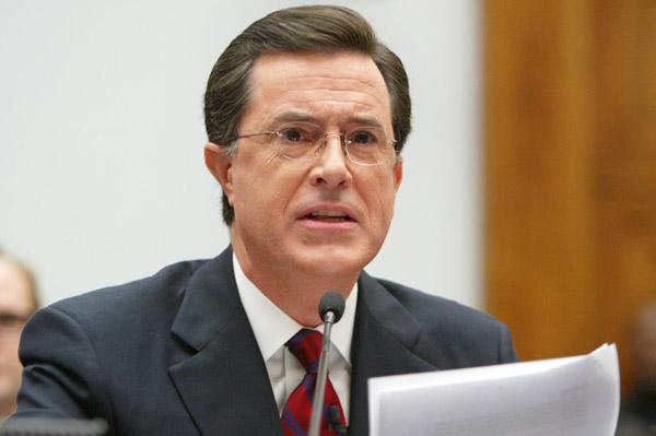 Stephen Colbert president