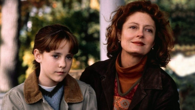 Jena Malone and Susan Sarandon in 'Stepmom.'