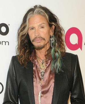 Steven Tyler gushes about Johnny Depp and Amber Heard's engagement party