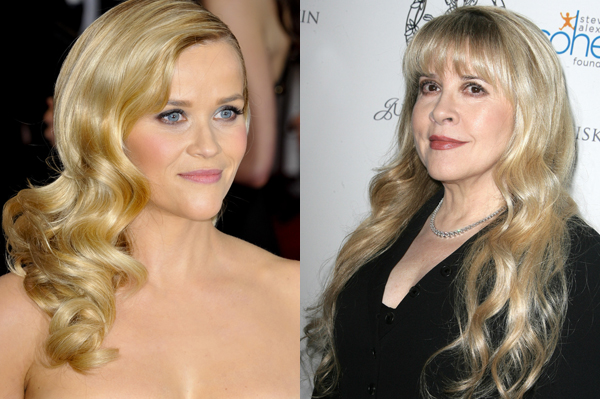 Stevie Nicks thinks Reese Witherspoon is too old to play her
