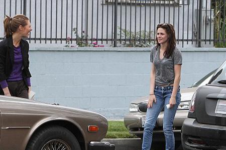 Kristen Stewart car accident