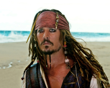 JOhnny Depp photo from Pirates of the Caribbean: On Stranger Tides