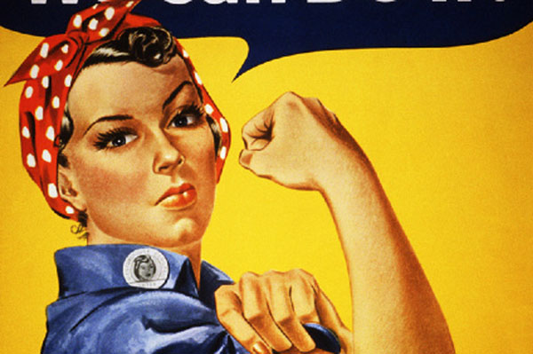 International Women's Day is March 8