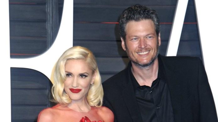 Gwen Stefani has the best reason