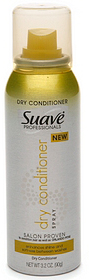 Suave's Dry Conditioner Spray