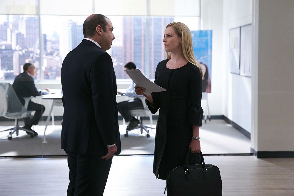 Suits, Louis and Katrina