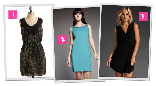 cute, sophisticated dresses to transition into summer