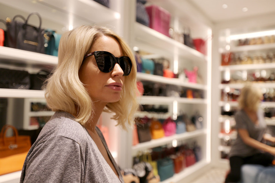Caroline Stanbury sunglasses