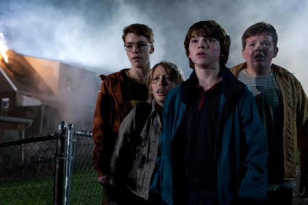 The kids of Super 8