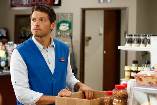 Should Castiel stay human or get his wings back?