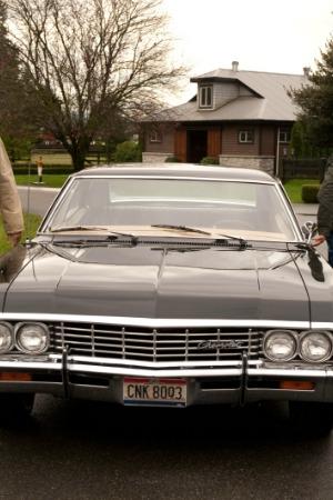 Supernatural - the Impala (aka Baby)
