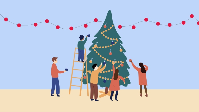 Surprising family christmas traditions