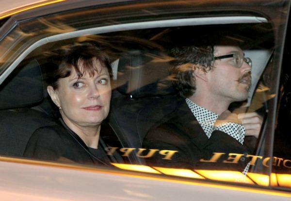 Susan Sarandon dates a much younger man