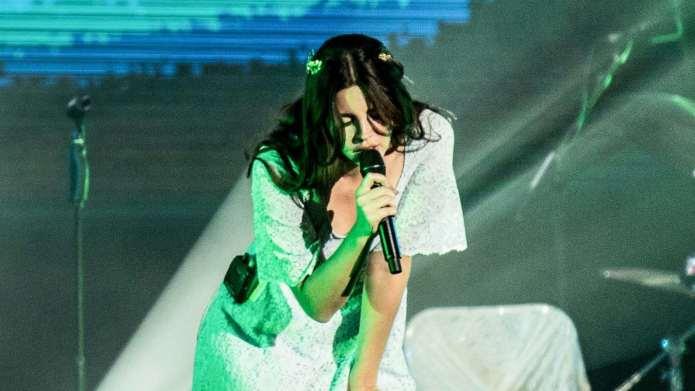 Lana Del Rey Is Now Serving