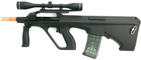 SWAT airsoft gun