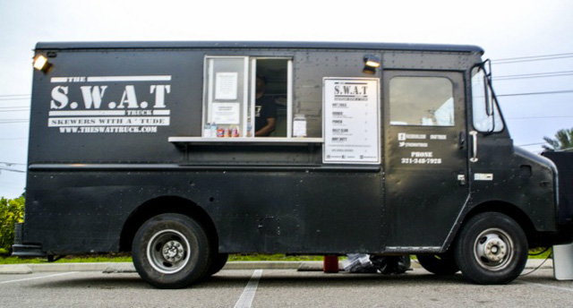 the swat truck food truck