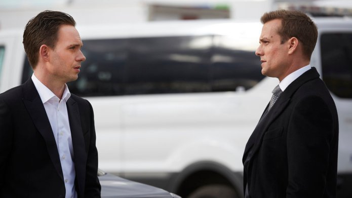 """SUITS -- """"25th Hour"""" Episode 516"""
