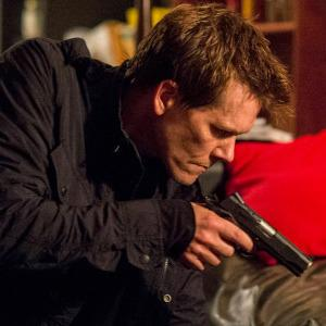 The Following's Ryan Hardy lets his