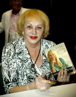 Sylvia Browne dies aged 77