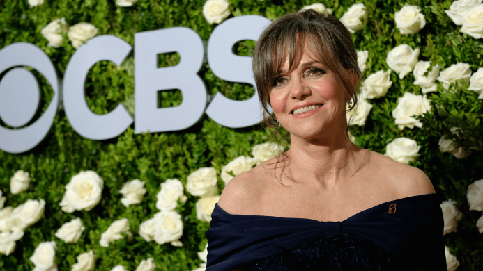 Sally Field Is Trying So Hard