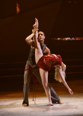 SYTYCD costumes require flexibility, yet they must still be radiant