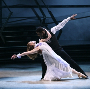 Ade and Melissa do the Waltz on So You Think You Can Dance