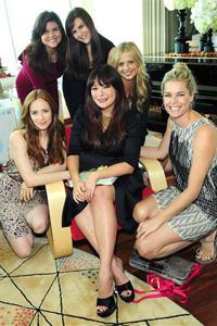 Inside Lindsay Price's star-studded baby shower
