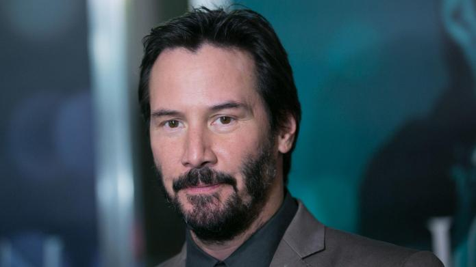 Keanu Reeves really wants to be