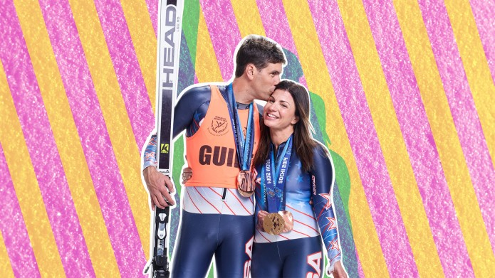 Meet Danelle Umstead, the Paralympian Mom