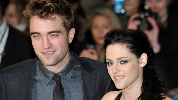 OK, the Kristen Stewart & Robert