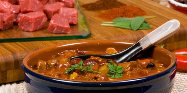 Hearty, healthy chili recipes