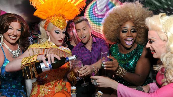 INTERVIEW: Lance Bass on the importance