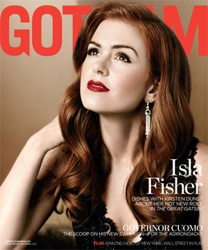 Isla Fisher on career and family: