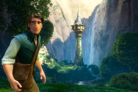 Zach Levi in Tangled