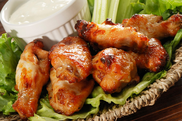 Marinade recipe chicken wings