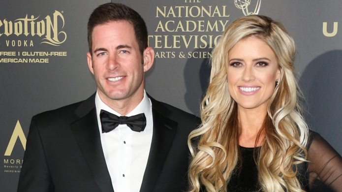 Tarek El Moussa and Christina El