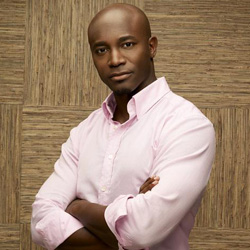Taye Diggs with Private Practice