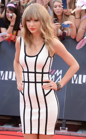Taylor Swift regrets her ex-boyfriends