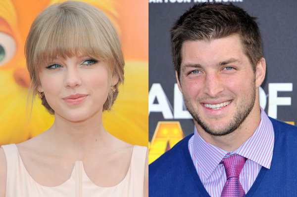 Taylor Swift and Tim Tebow dating?