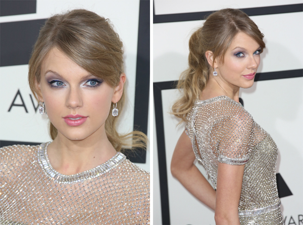 Taylor Swift at the 2014 Grammy Awards