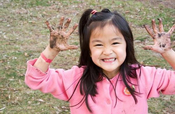 Fun (and messy!) activities with your