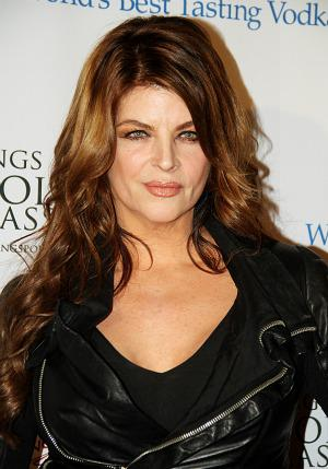 Kirstie Alley reveals 'secret relationship' with