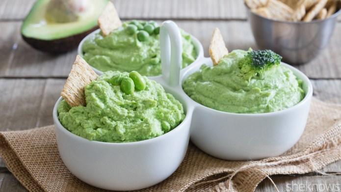 3 Low-fat guacamole recipes you'll be