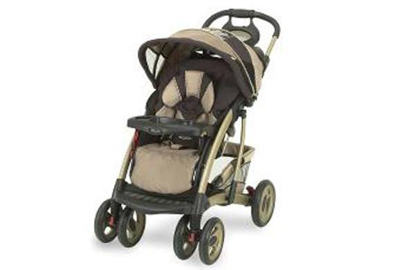 Graco strollers recalled after four infant