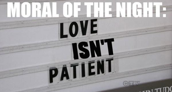 GCB episode 3 recap: Love isn't